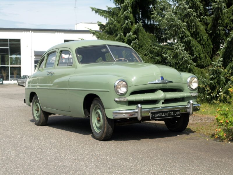 Ford Vedette 1949 Triangle Motor Co