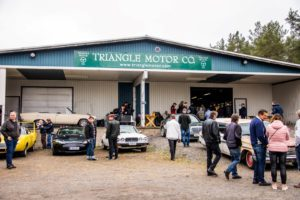 Triangle Motor Co. Auction 2019
