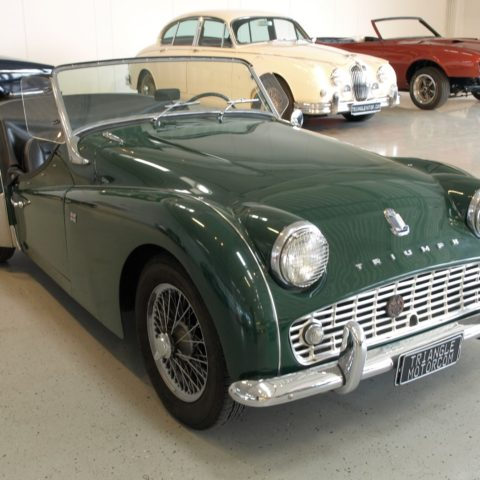 Triumph Cars For Sale >> For Sale Triangle Motor Co