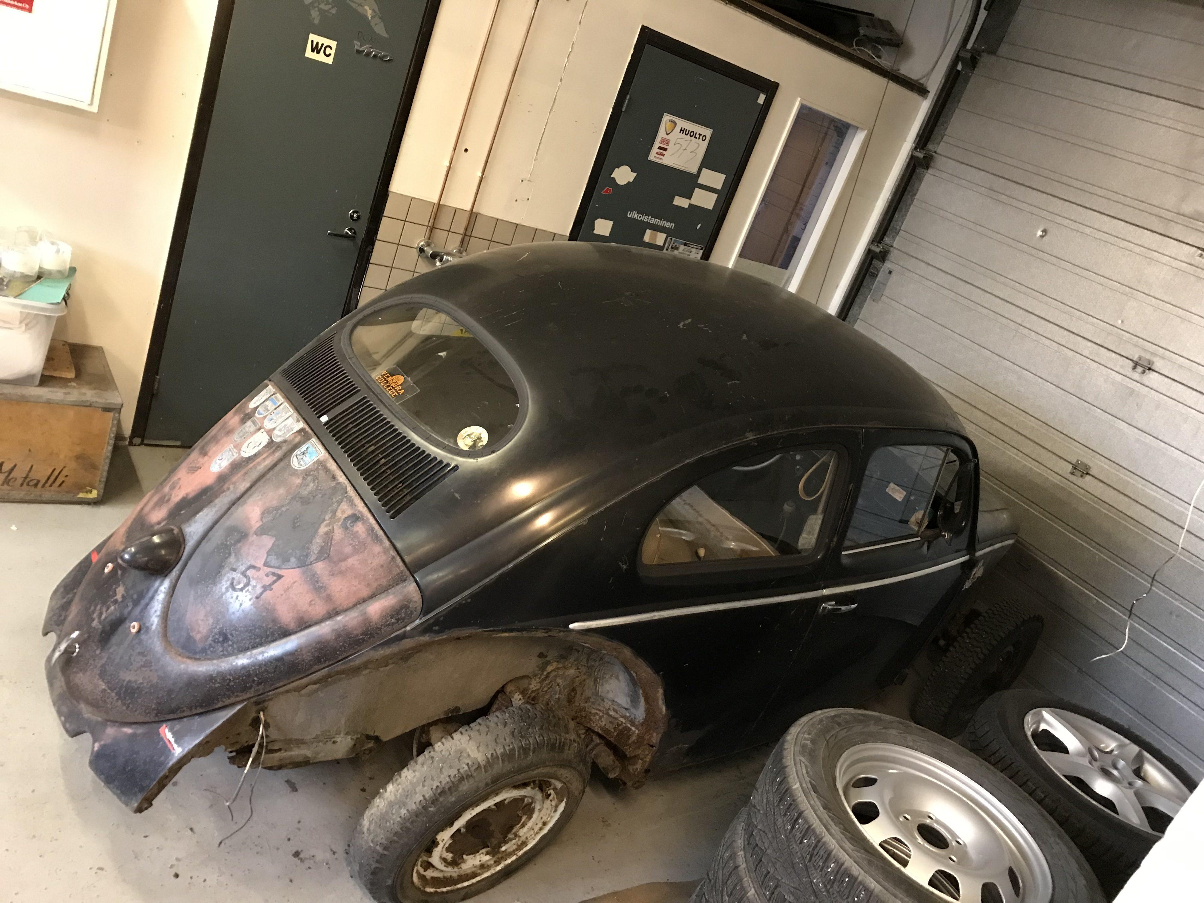 VW-kupla